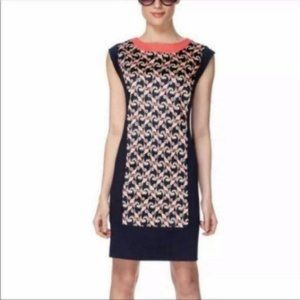 Webster Miami For Target Sheath Dress Navy 2 NWT
